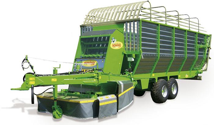 Carro-falcia-autocaricante-Bonino-pianura-grande-carico-self-loading-grazing-wagon-flat-ground-big-loads-remorque-faucheuse-autochargeuse-pour-gros-chargement