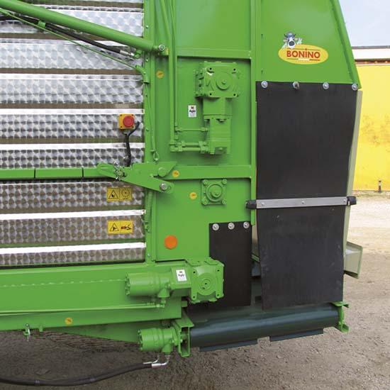 Falcia-autocaricante-Bonino-Venere-Giunone-scatole-ingranaggi-motori-idraulici-zero-grazer-hydraulic-gear-boxes-motors-faucheuse-autochargeuse-boîte-engrenage-du-moteur-hydraulique